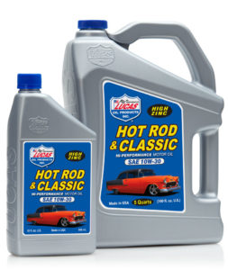 Lucas Classic Car Oil (High Zinc)