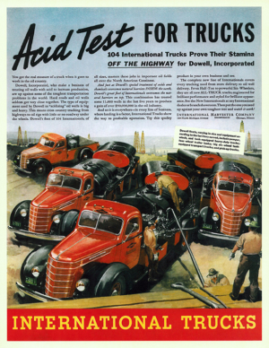 Acid Test for Trucks