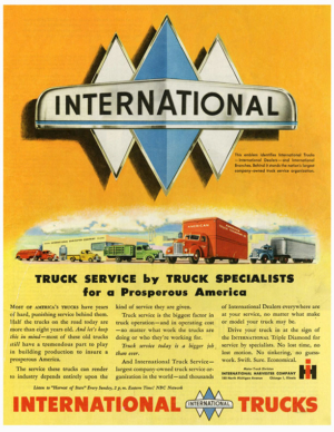 Truck Service by Truck Specialists