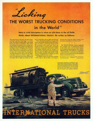 Licking The Worst Trucking Conditions in the World