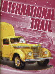 International Trail Magazine - 1937