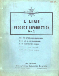 L-Line Product Information No. 2