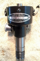 Delco-Remy 622R Distributor - Cleaned, Repainted, Polished, Adjusted and Oiled