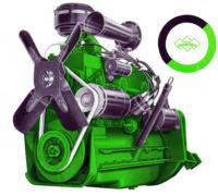 IHC Green Diamond Engine