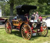 1911 International Wagon