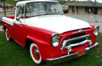 1958 International A-100