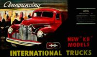 International Harvester KB-Series