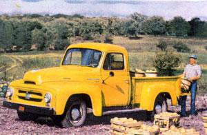 IHC Truck History - Restoring Cornelius