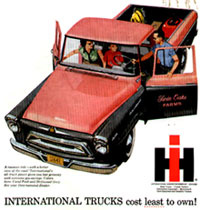 International Harvester S-Series