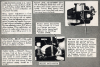 GRD-214 / GRD-233 Carburetor Information