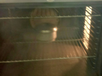 Smokey Oven With Air Cleaner Assembly