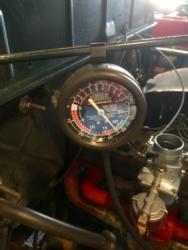 Tuning Carburetor With Vacuum Gauge