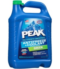 Peak Antifreeze - look for the green cap.